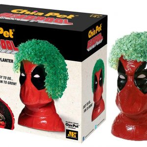 Deadpool Chia Pet