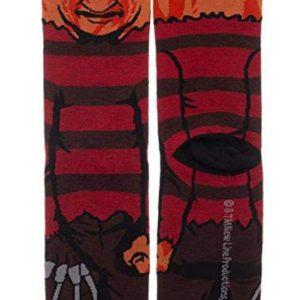 Nightmare on Elm Street Freddy Socks