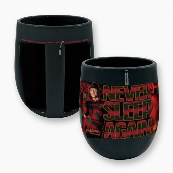 Nightmare on Elm Street Inverted Handle Mug