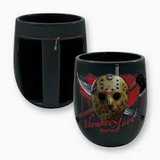 Friday the 13th Inverted Handle Mug