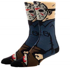 Jason Voorhees socks