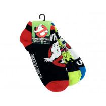 Ghostbusters 3pk Ankle Socks