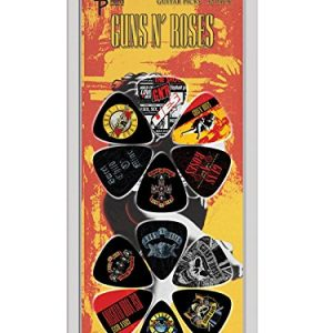 Guns N Roses 12pk Guitar Picks