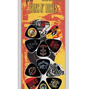 Guns N Roses 12pk Guitar Picks