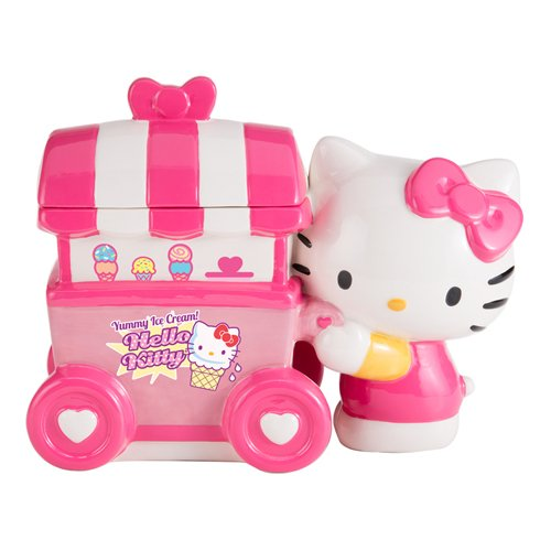 Hello Kitty Cookie Jar Limited Edition