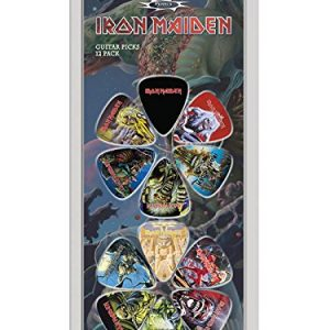 Iron Maiden 12pk Guitar Picks