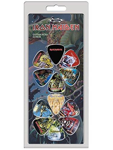 Iron Maiden 12pk Guitar Picks