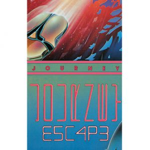 Journey Escape Polyester Guitar Strap