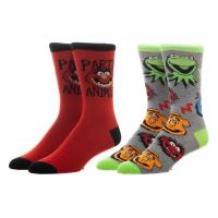 Muppets 2pk Crew Socks