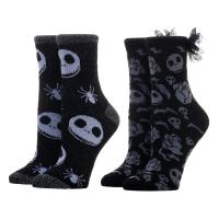 Nightmare Before Christmas 2pk Ankle Socks