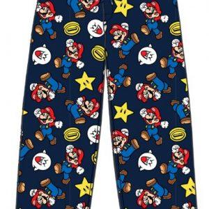 Nintendo Mario Sleep Pants