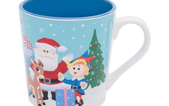 Rudolph and Gang 12oz. Coffee Mug
