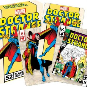 Doctor Strange Playing Cards