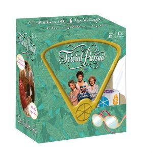 The Golden Girls Trivial Pursuit