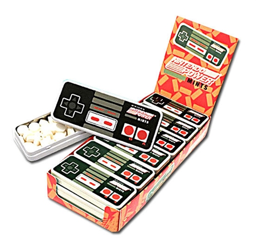Nintendo Power NES Candy Tin