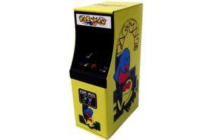 Pac Man Chomp Inside!