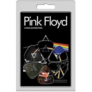 Pink Floyd 6pk Guitar Picks