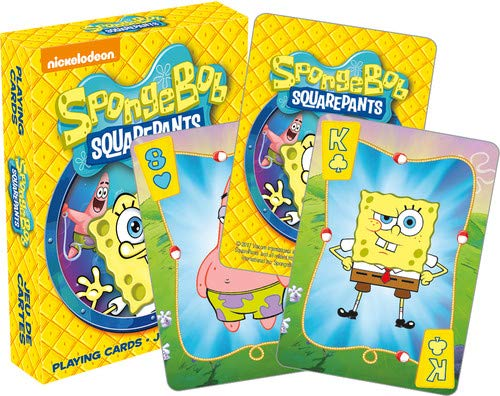 Spongebob Squarepants Playing Cards