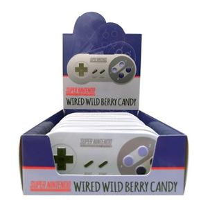 Wired Wild Berry SNES Candy Tin