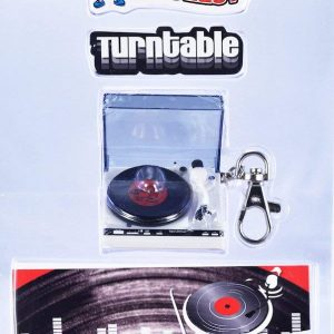 World's Smallest Turntable