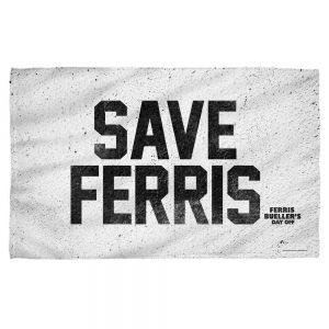 Ferris Bueller Towel