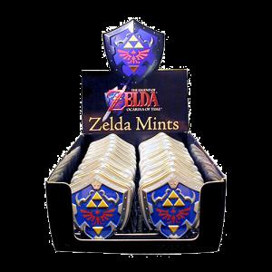 Zelda Link Shield Candy Tin