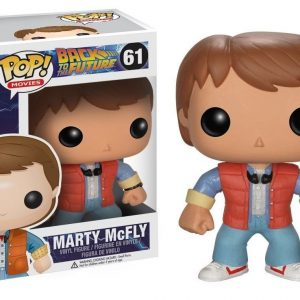 Back to the Future Marty Funko Pop Vinyl