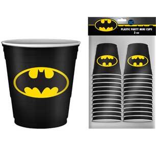 Batman Mini Party Cups