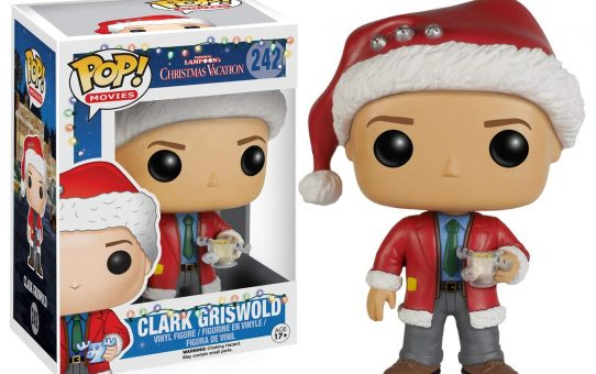 Christmas Vacation Clark Funko Pop Vinyl