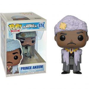 Coming to America Akeem Funko Pop Vinyl