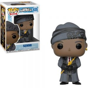 Coming to America Semmi Funko Pop Vinyl