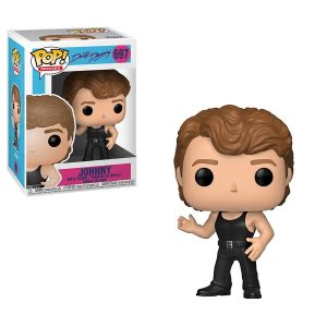 Dirty Dancing Johnny Funko Pop Vinyl