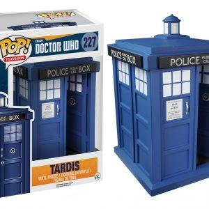 Doctor Who Tardis Funko Pop Vinyl