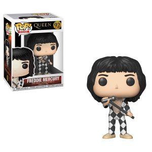 Freddie Mercury Checkered Funko Pop Vinyl