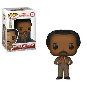 George Jefferson Funko Pop Vinyl