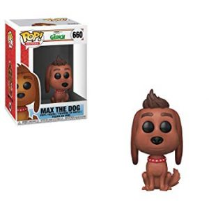 Grinch Max the Dog Funko Pop Vinyl