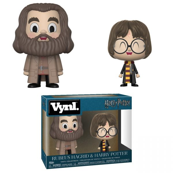 Harry Potter 2pk Funko Vynl
