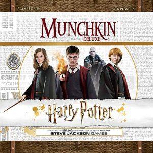 Harry Potter Munchkin Deluxe