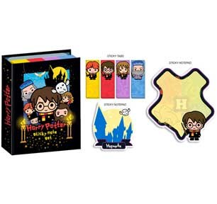 Harry Potter Sticky Note Set