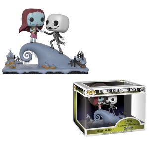 Jack & Sally Movie Moment Funko Pop Vinyl