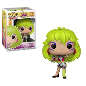 Jem and the Holograms Pizzazz Funko Pop Vinyl