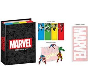 Marvel Sticky Note Set