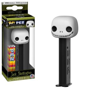 Nightmare Before Christmas Jack Funko PEZ