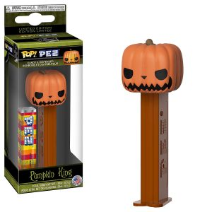 Nightmare Before Christmas Pumpkin King Funko Pez