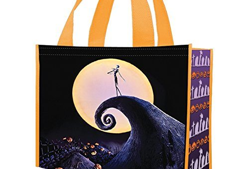 Nightmare Before Christmas Shopper Tote Bag