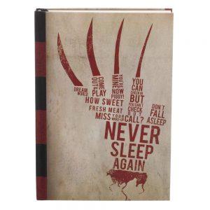 Nightmare On Elm Street Journal