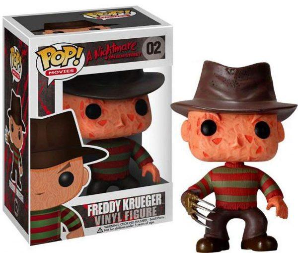 Nightmare on Elm Street Freddy Funko Pop Vinyl