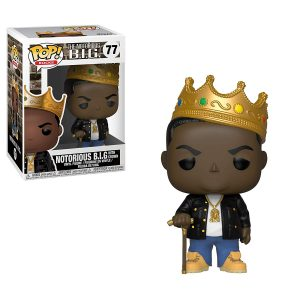 Notorious B.I.G. Crown Funko Pop Vinyl