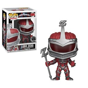 Power Rangers Lord Zedd Funko Pop Vinyl