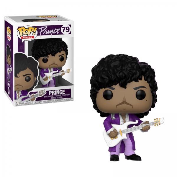 Prince Purple Rain Funko Pop Vinyl